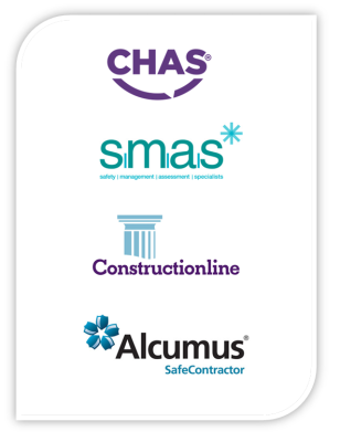 Accreditation SSIP CHAS SMAS Safecontractor Constructionline