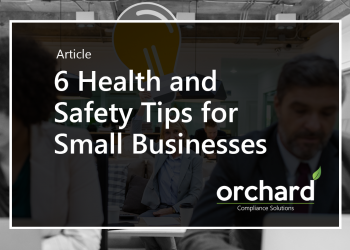 6 Health and Safety Tips for Small Businesses