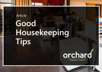 Good Housekeeping Tips
