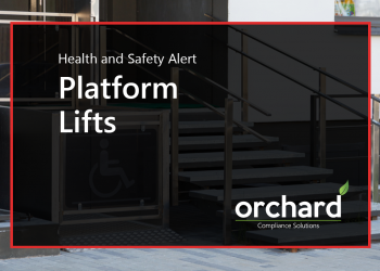 Health and Safety Alert – Platform Lifts