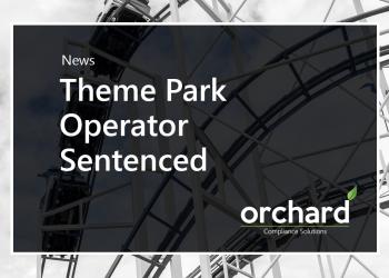 Theme Park Operator Sentenced Following Roller Coaster Derailment